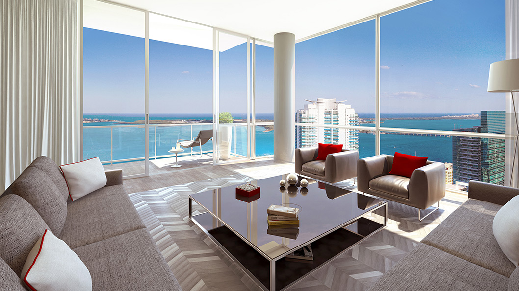 Miami S Condo Frenzy Ends Inventory Piling New Towers on Penthouse Condos San Francisco