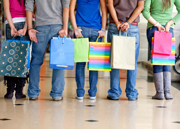 Online shopping sites for teens